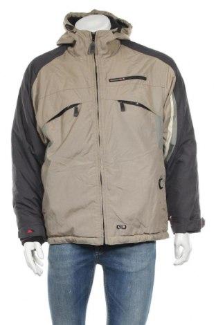 Ανδρικό μπουφάν για χειμερινά σπορ Trespass, Μέγεθος S, Χρώμα  Μπέζ, Πολυαμίδη, Τιμή 24,36€