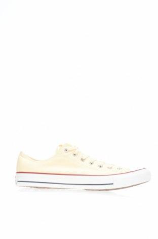 Παπούτσια Converse, Μέγεθος 51, Χρώμα Κίτρινο, Κλωστοϋφαντουργικά προϊόντα, Τιμή 17,18€