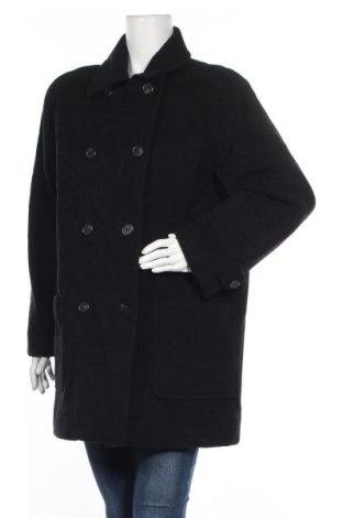 Дамско палто London Fog, Размер L, Цвят Черен, 80% вълна, 20% полиамид, Цена 14,44лв.