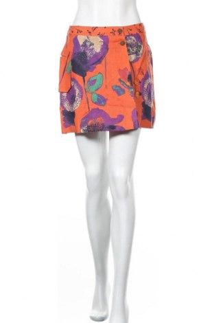 Пола - панталон Chacok, Размер S, Цвят Многоцветен, Лен, Цена 52,15лв.