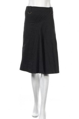 Пола Axara, Размер XS, Цвят Черен, 66% памук, 32% полиамид, 2% еластан, Цена 10,64лв.
