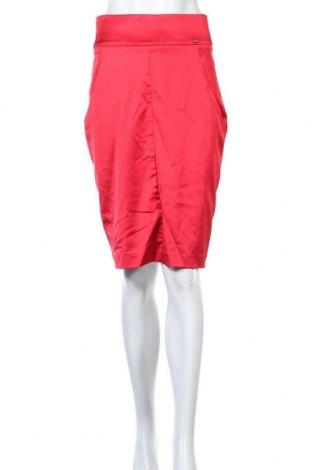 Φούστα Gaudi, Μέγεθος S, Χρώμα Κόκκινο, 97% πολυεστέρας, 3% ελαστάνη, Τιμή 15,65€