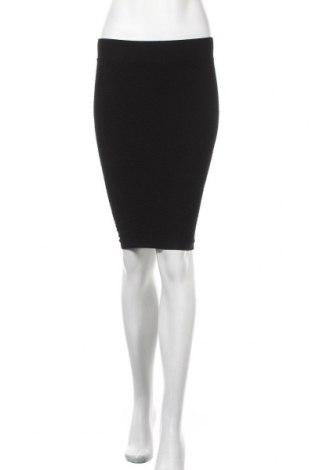 Φούστα Just Female, Μέγεθος S, Χρώμα Μαύρο, 92% πολυαμίδη, 8% ελαστάνη, Τιμή 25,93€