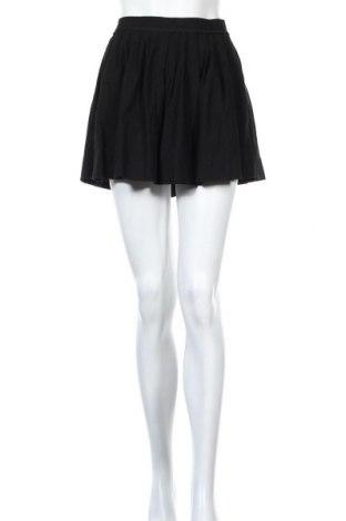 Пола La Mode Est A Vous, Размер L, Цвят Черен, 70% памук, 26% полиамид, 4% еластан, Цена 11,96лв.