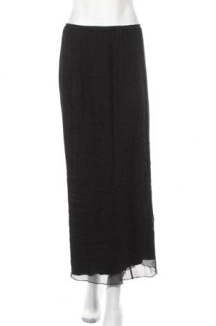 Пола Le Phare De La Baleine, Размер M, Цвят Черен, Коприна, вискоза, еластан, Цена 57,12лв.