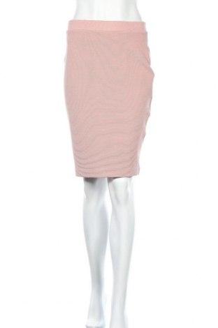 Φούστα Mohito, Μέγεθος S, Χρώμα Ρόζ , 95% πολυεστέρας, 5% ελαστάνη, Τιμή 15,00€