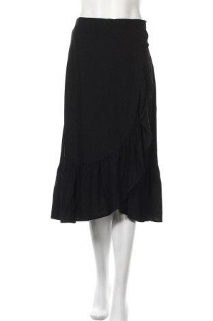 Φούστα Soya Concept, Μέγεθος M, Χρώμα Μαύρο, Βισκόζη, Τιμή 21,65€