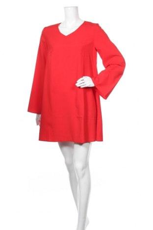 Φόρεμα Naoko, Μέγεθος L, Χρώμα Κόκκινο, 70% βισκόζη, 30% πολυεστέρας, Τιμή 7,60€