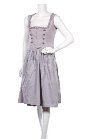 Φόρεμα Almsach, Μέγεθος M, Χρώμα Γκρί, 100% βαμβάκι, Τιμή 12,85€