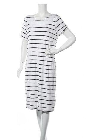 Φόρεμα Blue Seven, Μέγεθος L, Χρώμα Λευκό, 95% βισκόζη, 5% ελαστάνη, Τιμή 11,56€