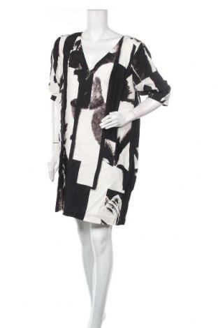Φόρεμα Chacok, Μέγεθος L, Χρώμα Μαύρο, 100% μετάξι, Τιμή 71,46€