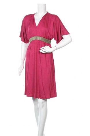 Рокля Envie De Fraise, Размер M, Цвят Розов, 94% вискоза, 6% еластан, Цена 38,22лв.