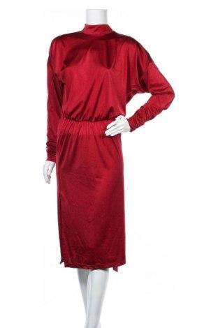 Рокля Gestuz, Размер M, Цвят Червен, 85% полиамид, 15% еластан, Цена 34,75лв.