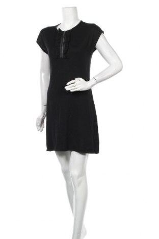 Φόρεμα Guy Laroche, Μέγεθος L, Χρώμα Μαύρο, 55% μετάξι, 32% πολυαμίδη, 10% μαλλί, 3% ανγκορά, Τιμή 25,98€