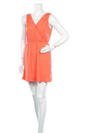 Рокля Jennyfer, Размер M, Цвят Оранжев, 100% полиестер, Цена 35,10лв.