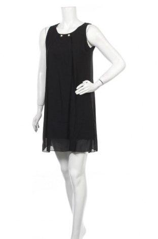 Φόρεμα La Belle Parisienne, Μέγεθος M, Χρώμα Μαύρο, 60% πολυεστέρας, 35% βισκόζη, 5% ελαστάνη, Τιμή 5,90€