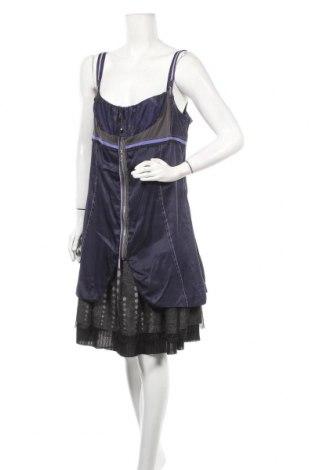 Φόρεμα La Mode Est A Vous, Μέγεθος XL, Χρώμα Βιολετί, 61% πολυεστέρας, 39% βισκόζη, Τιμή 11,52€