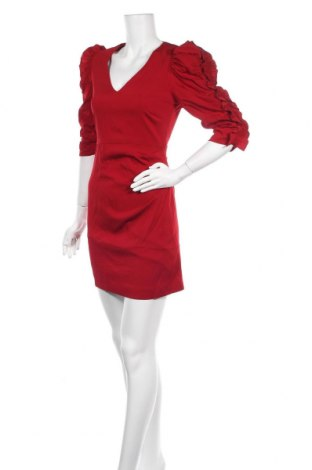 Φόρεμα Mango, Μέγεθος S, Χρώμα Κόκκινο, 64% βισκόζη, 34% πολυεστέρας, 2% ελαστάνη, Τιμή 26,47€