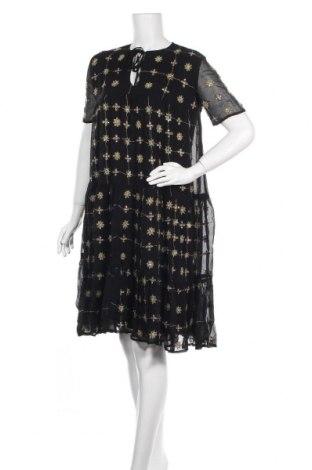 Φόρεμα Manoush, Μέγεθος XS, Χρώμα Μαύρο, 50% βισκόζη, 50% μετάξι, Τιμή 68,48€