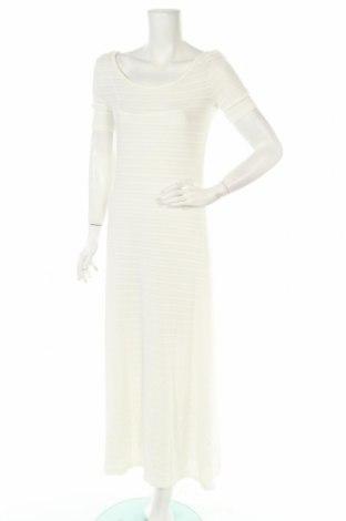 Φόρεμα Mint & Berry, Μέγεθος M, Χρώμα Λευκό, 67% πολυεστέρας, 30% βισκόζη, 3% ελαστάνη, Τιμή 12,41€