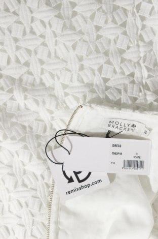 Φόρεμα Molly Bracken, Μέγεθος S, Χρώμα Λευκό, Πολυεστέρας, Τιμή 23,71€