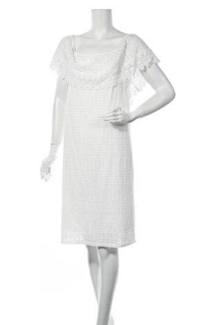 Φόρεμα Molly Bracken, Μέγεθος XL, Χρώμα Λευκό, 42% πολυαμίδη, 26% βαμβάκι, 26% βισκόζη, 6% lyocell, Τιμή 13,68€
