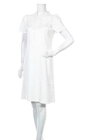 Φόρεμα Naoko, Μέγεθος L, Χρώμα Λευκό, 60% πολυεστέρας, 40% βισκόζη, Τιμή 18,32€