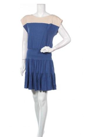 Φόρεμα Nife, Μέγεθος M, Χρώμα Μπλέ, 95% βισκόζη, 5% ελαστάνη, Τιμή 9,12€