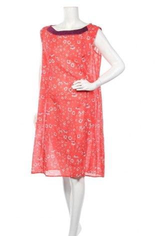 Φόρεμα Nitya, Μέγεθος L, Χρώμα Κόκκινο, Βαμβάκι, Τιμή 14,11€