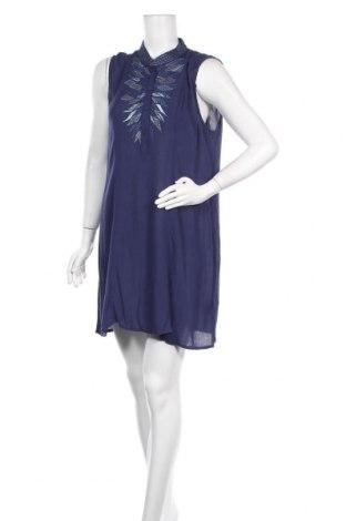 Φόρεμα Nitya, Μέγεθος XL, Χρώμα Μπλέ, Βισκόζη, Τιμή 17,66€