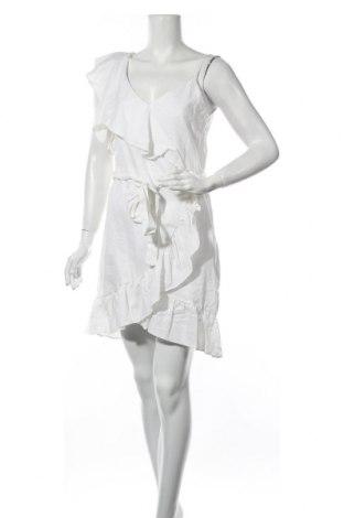 Φόρεμα River Island, Μέγεθος S, Χρώμα Εκρού, 55% λινό, 45% βισκόζη, Τιμή 9,75€