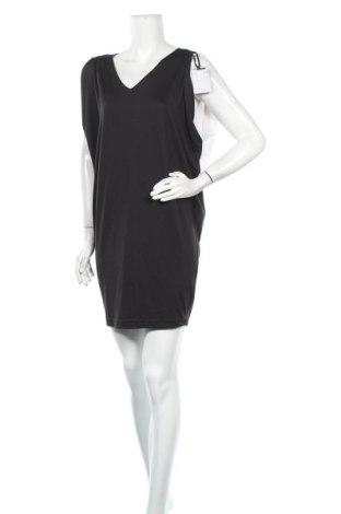 Рокля Silvian Heach, Размер XXS, Цвят Черен, 95% полиестер, 5% еластан, Цена 16,60лв.
