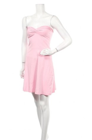 Рокля Silvian Heach, Размер XS, Цвят Розов, 95% памук, 5% еластан, Цена 14,80лв.