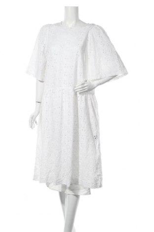 Φόρεμα Stella Nova, Μέγεθος S, Χρώμα Λευκό, Βαμβάκι, Τιμή 69,20€
