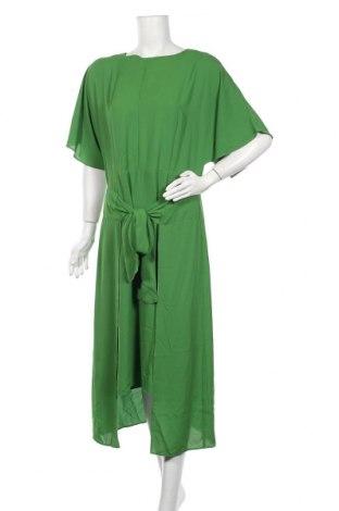 Рокля Warehouse, Размер L, Цвят Зелен, Полиестер, Цена 51,35лв.