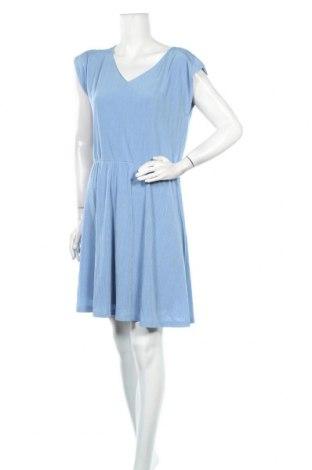 Рокля Yumi, Размер XL, Цвят Син, 95% полиестер, 5% еластан, Цена 35,55лв.