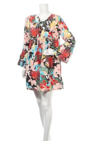 Φόρεμα Yumi, Μέγεθος S, Χρώμα Πολύχρωμο, Βισκόζη, Τιμή 32,58€