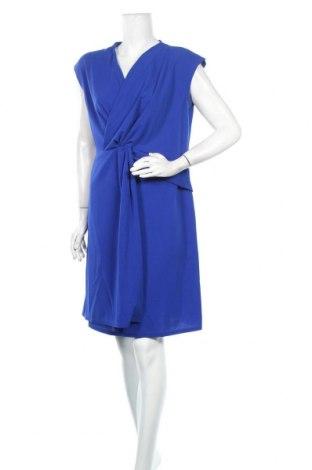 Φόρεμα Yumi, Μέγεθος XL, Χρώμα Μπλέ, 95% πολυεστέρας, 5% ελαστάνη, Τιμή 32,58€