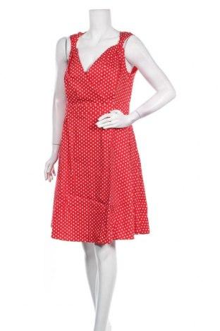Φόρεμα Yumi, Μέγεθος XL, Χρώμα Κόκκινο, 99% βαμβάκι, 1% ελαστάνη, Τιμή 32,58€