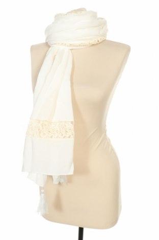 Κασκόλ TWINSET, Χρώμα Λευκό, Βισκόζη, Τιμή 22,27€