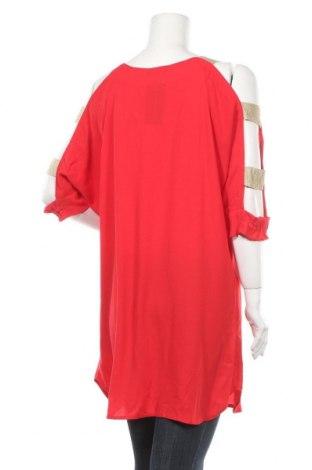 Τουνίκ, Μέγεθος S, Χρώμα Κόκκινο, Πολυεστέρας, Τιμή 6,70€