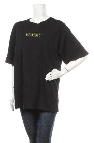 Τουνίκ Even&Odd, Μέγεθος S, Χρώμα Μαύρο, Βαμβάκι, Τιμή 12,06€