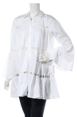 Τουνίκ Glamorous, Μέγεθος M, Χρώμα Λευκό, Βαμβάκι, Τιμή 18,19€