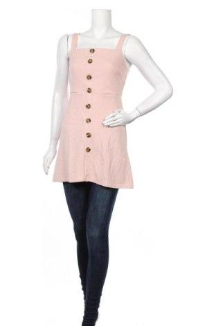 Туника New Look, Размер M, Цвят Розов, 97% полиестер, 3% еластан, Цена 13,72лв.