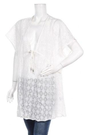 Туника Venca, Размер 3XL, Цвят Бял, 88% памук, 12% полиамид, Цена 29,92лв.