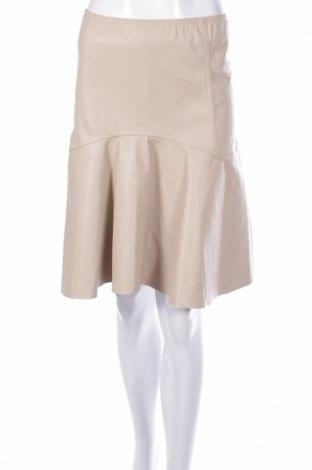 Δερμάτινη φούστα Ms Mode