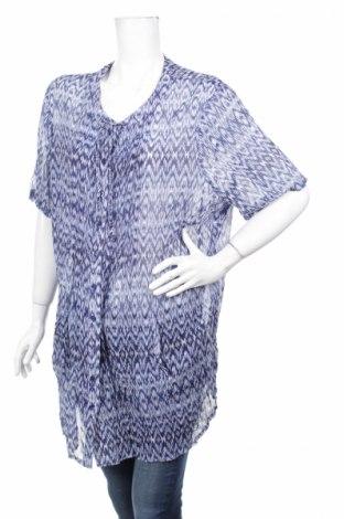 Γυναικείο πουκάμισο Gigi By Steilman, Μέγεθος XL, Χρώμα Μπλέ, Τιμή 14,23€