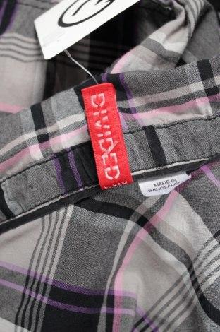 Γυναικείο πουκάμισο H&M Divided, Μέγεθος S, Χρώμα Πολύχρωμο, Τιμή 9,28€