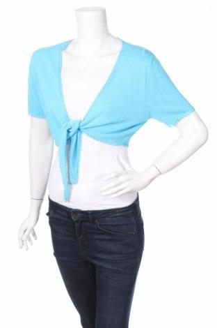 Γυναικεία ζακέτα Betty Barclay, Μέγεθος L, Χρώμα Μπλέ, 57% βισκόζη, 43% βαμβάκι, Τιμή 5,68€