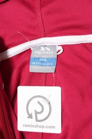 Дамски поларен суичър Trespass